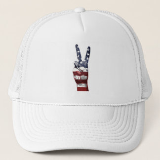 Independence Day July 4th Peace Hat