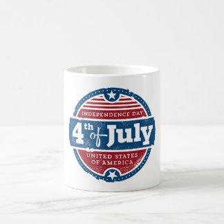 Independence Day July 4th usa united states Coffee Mug