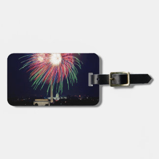 Independence-Day Luggage Tag