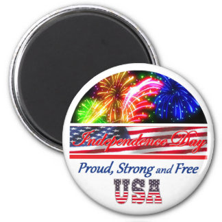Independence Day Magnet