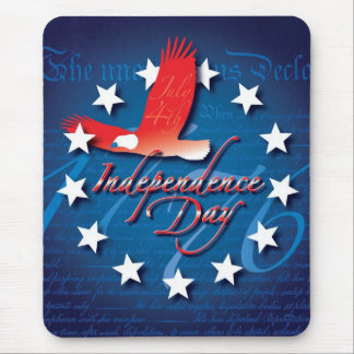 Independence Day Mouse Pad