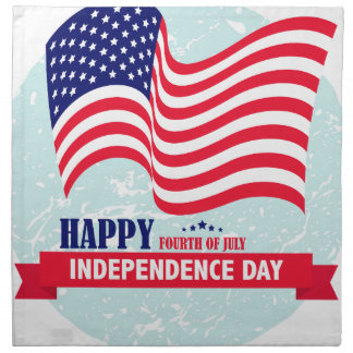 Independence-Day Napkin