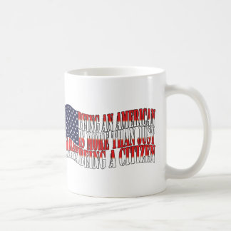 "Independence Day"" Patriotic Mug"