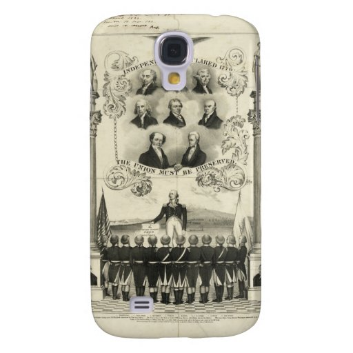 Independence Declared The Union Must Be Preserved Galaxy S4 Covers
