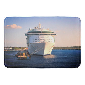 Independence in Cozumel Bath Mat