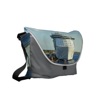Independence in Cozumel Messenger Bags