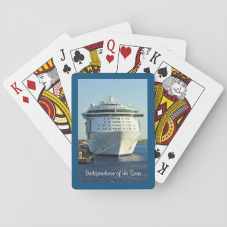 Independence in Cozumel Playing Cards