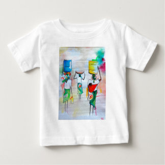 Independence in Mozambique! Baby T-Shirt