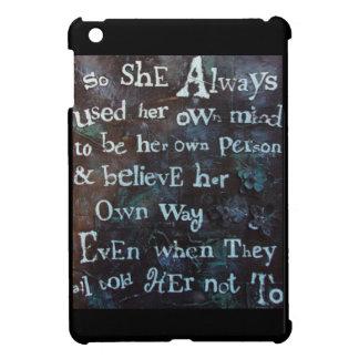 Independence iPad Mini Case