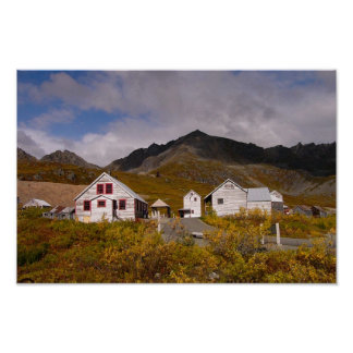 Independence Mine, AK Poster