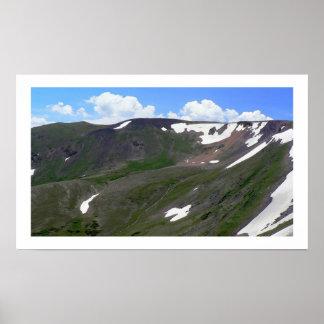 Independence Pass Colorado Poster