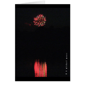 Independence Reflected - Shine Today Card
