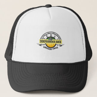 Independence rock seal trucker hat