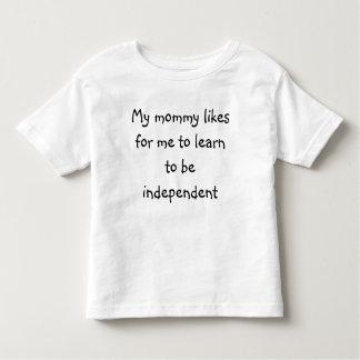 independence toddler T-Shirt
