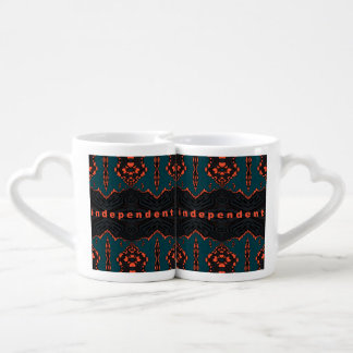 Independent and Proud! Coffee Mug Set