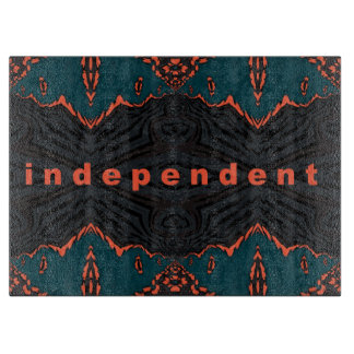 Independent and Proud! Cutting Board