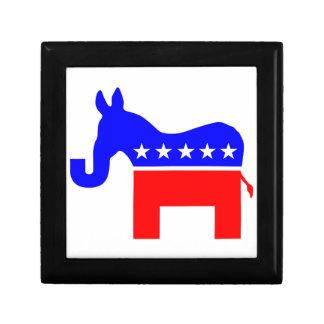 INDEPENDENT & BIPARTISAN - Donkey/Elephant Hybrid Gift Box