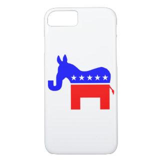 INDEPENDENT & BIPARTISAN - Donkey/Elephant Hybrid iPhone 8/7 Case