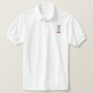 Independent Logo Embroidered Shirt
