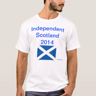 Independent Scotland 2014 T-Shirt