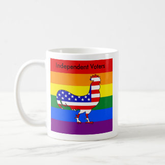 Independent Voters Mug