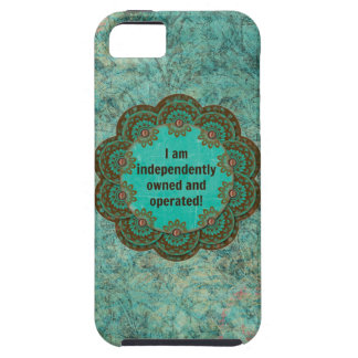 Independently Owned iPhone 5 Covers