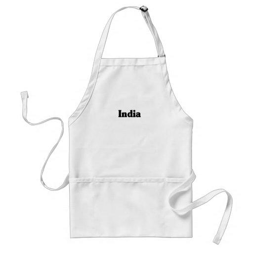 India Apron