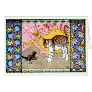 India Art Card-All Occasion Card