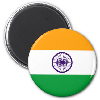 India country long flag nation symbol republic magnet