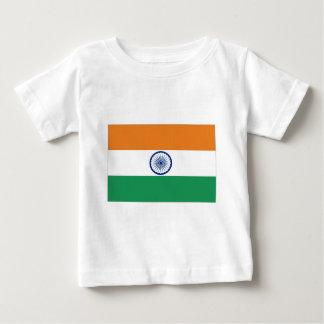 India Flag Baby T-Shirt