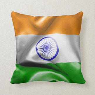 India Flag Throw Cushions
