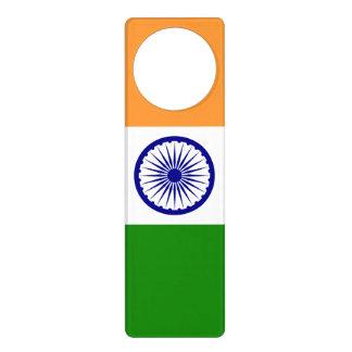 India Flag Door Hanger