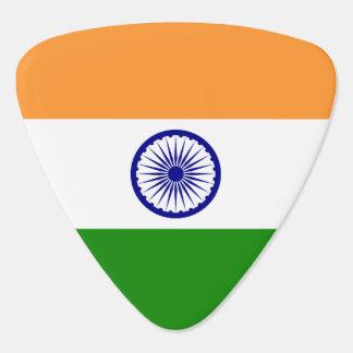 India Flag Guitar Pick