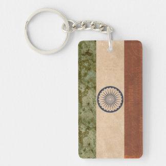 India Flag Key Chain Souvenir