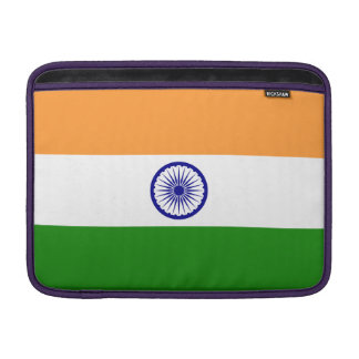 India Flag Sleeve For MacBook Air