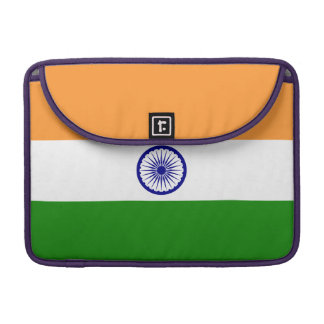 India Flag Sleeve For MacBooks