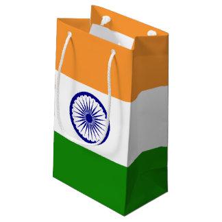 India Flag Small Gift Bag