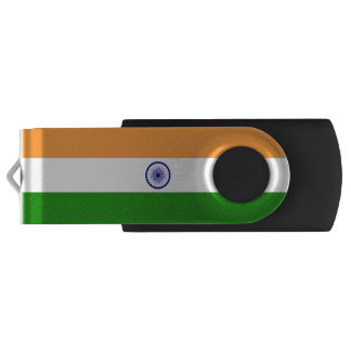 India Flag USB Flash Drive