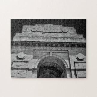 India Gate Jigsaw Puzzle