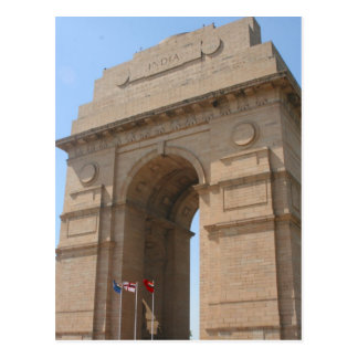 india gate postcards