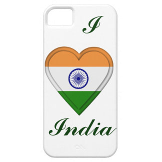 India Indian Flag iPhone 5 Cover