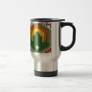 India Land Of Wonder Travel Mug