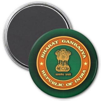 India Medallion Magnet