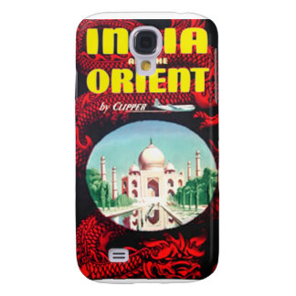 India Orient  Galaxy S4 Case