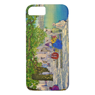 India Silk Merchants 1920 iPhone 7 Case