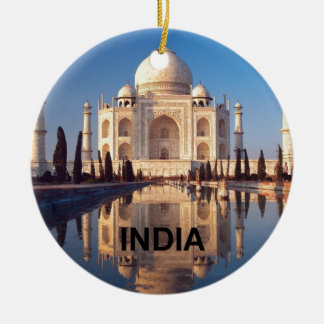 India Taj-mahal angie Ceramic Ornament