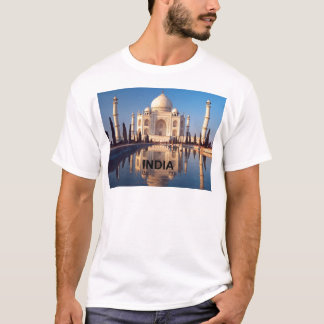 India Taj-mahal angie T-Shirt