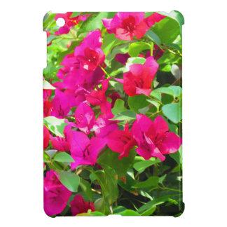 India travel flower bougainvillea floral emblem case for the iPad mini