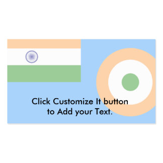 Indian Air Force, India Pack Of Standard Business Cards