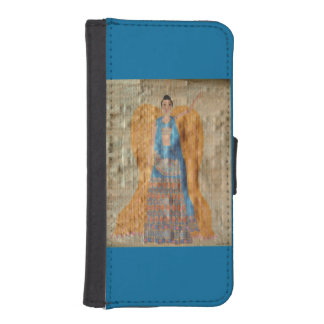 Indian Angel iPhone SE/5/5s Wallet Case